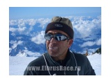 Elbrus speed climb 2006